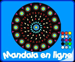 Mandalas en ligne