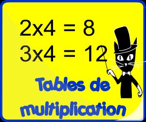 Jeu de multiplication